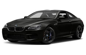2018 BMW M6 - Citrin Black Metallic
