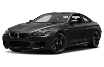 2017 BMW M6 - Ruby Black Metallic
