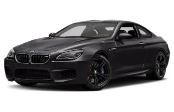 2018 BMW M6 - Ruby Black Metallic