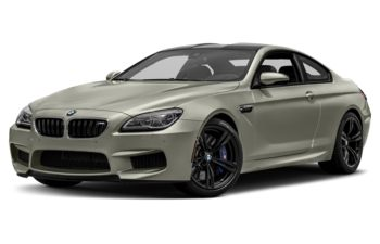 2018 BMW M6 - Moonstone Metallic