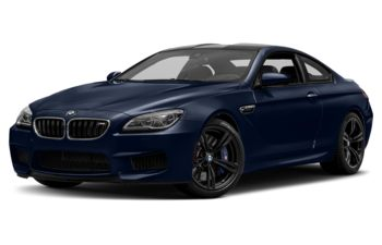 2017 BMW M6 - Tanzanite Blue Metallic