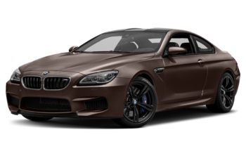 2017 BMW M6 - Frozen Bronze Metallic