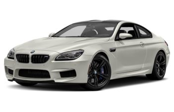 2017 BMW M6 - Frozen Brilliant White Metallic