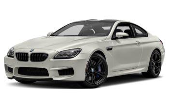 2018 BMW M6 - Frozen Brilliant White Metallic