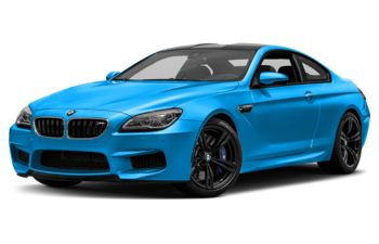 2018 BMW M6 - BMW Individual Laguna Seca Blue
