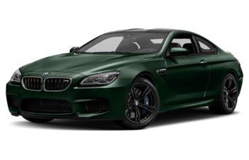 2018 BMW M6 - British Racing Green