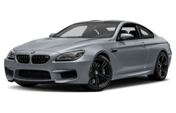 2017 BMW M6 - Pure Metal Silver