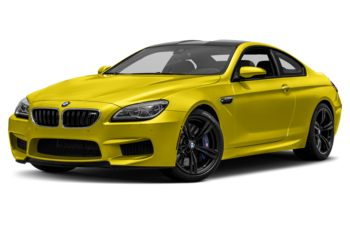 2017 BMW M6 - Phoenix Yellow Metallic