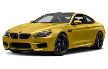 2017 BMW M6 - Austin Yellow Metallic