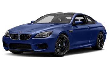 2017 BMW M6 - Frozen Blue Metallic
