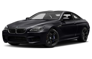 2018 BMW M6 - Frozen Black