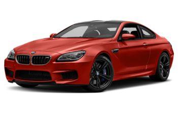 2018 BMW M6 - Frozen Red