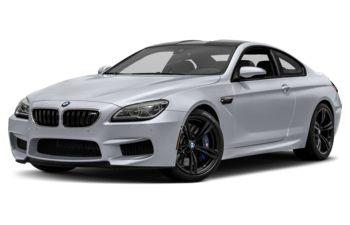 2018 BMW M6 - Frozen Silver