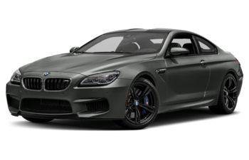 2017 BMW M6 - Frozen Grey
