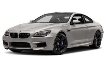 2018 BMW M6 - BMW Individual Frozen Cashmere Silver Metallic