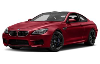 2017 BMW M6 - Imola Red II