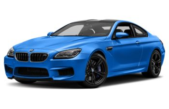 2018 BMW M6 Base 2 Dr Coupe At Parkview Toronto Ontario
