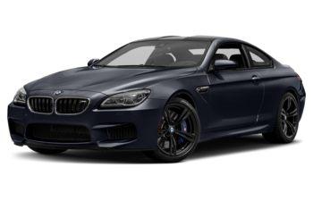 2018 BMW M6 - Azurite Black