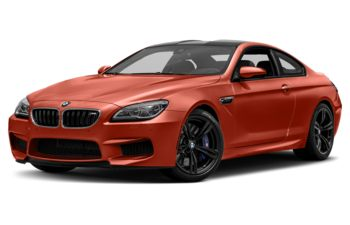 2017 BMW M6 - Valencia Orange Metallic