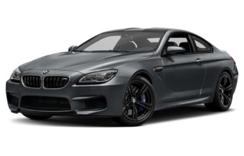 2017 BMW M6 - Sparkling Graphite Metallic