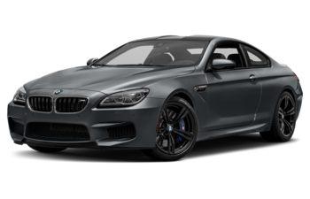 2018 BMW M6 - Sparkling Graphite Metallic