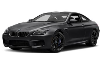 2017 BMW M6 - Grey Black Metallic