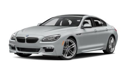 2017 BMW 640 Gran Coupe i xDrive