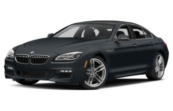 2017 BMW 640 Gran Coupe - Carbon Black Metallic