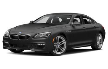 2017 BMW 640 Gran Coupe - Black Sapphire Metallic