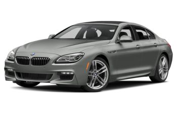 2017 BMW 640 Gran Coupe - Space Grey Metallic