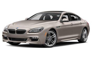 2017 BMW 640 Gran Coupe - Cashmere Silver Metallic
