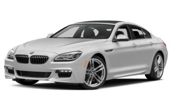 2017 BMW 640 Gran Coupe - Mineral White Metallic