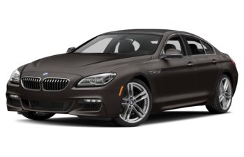 2017 BMW 640 Gran Coupe - Jatoba Metallic