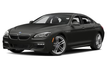 2017 BMW 640 Gran Coupe - Citrin Black Metallic