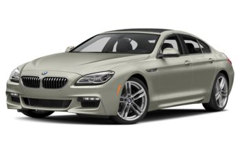 2017 BMW 640 Gran Coupe - Moonstone Metallic