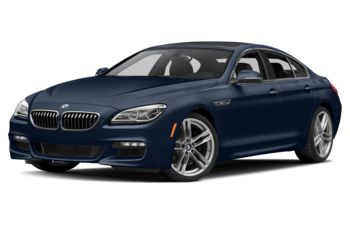 2017 BMW 640 Gran Coupe - Tanzanite Blue Metallic