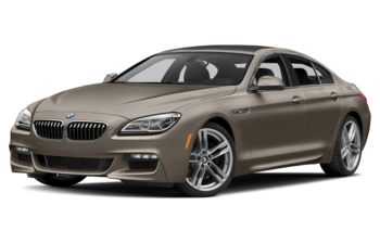 2017 BMW 640 Gran Coupe - Frozen Bronze Metallic
