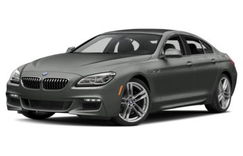 2017 BMW 640 Gran Coupe - Frozen Grey