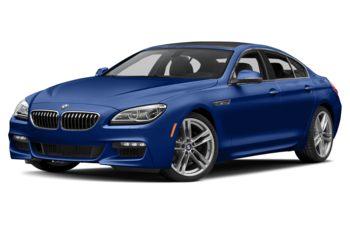2018 BMW 640 Gran Coupe - San Marino Blue