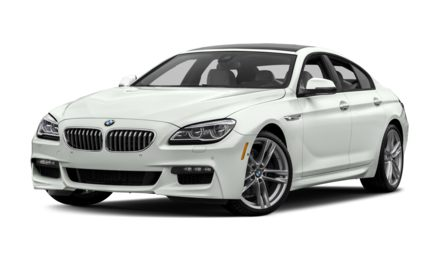 2018 BMW 650 Gran Coupe i xDrive