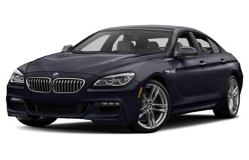 2017 BMW 650 Gran Coupe - Carbon Black Metallic