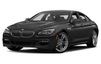 2017 BMW 650 Gran Coupe - Black Sapphire Metallic