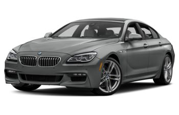 2017 BMW 650 Gran Coupe - Space Grey Metallic