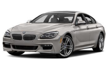 2017 BMW 650 Gran Coupe - Cashmere Silver Metallic