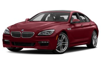 2017 BMW 650 Gran Coupe - Melbourne Red Metallic