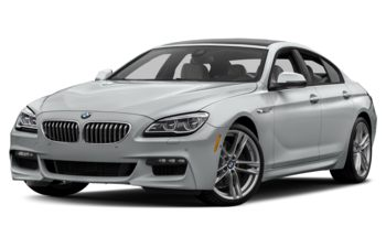 2017 BMW 650 Gran Coupe - Glacier Silver Metallic