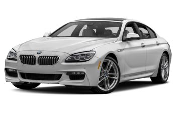 2017 BMW 650 Gran Coupe - Mineral White Metallic