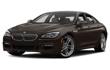 2017 BMW 650 Gran Coupe - Jatoba Metallic