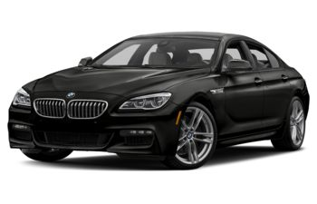 2017 BMW 650 Gran Coupe - Citrin Black Metallic