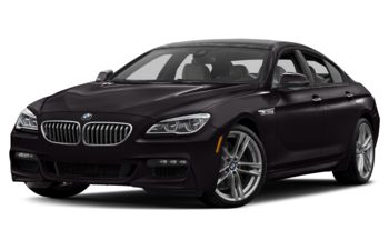 2017 BMW 650 Gran Coupe - Ruby Black Metallic